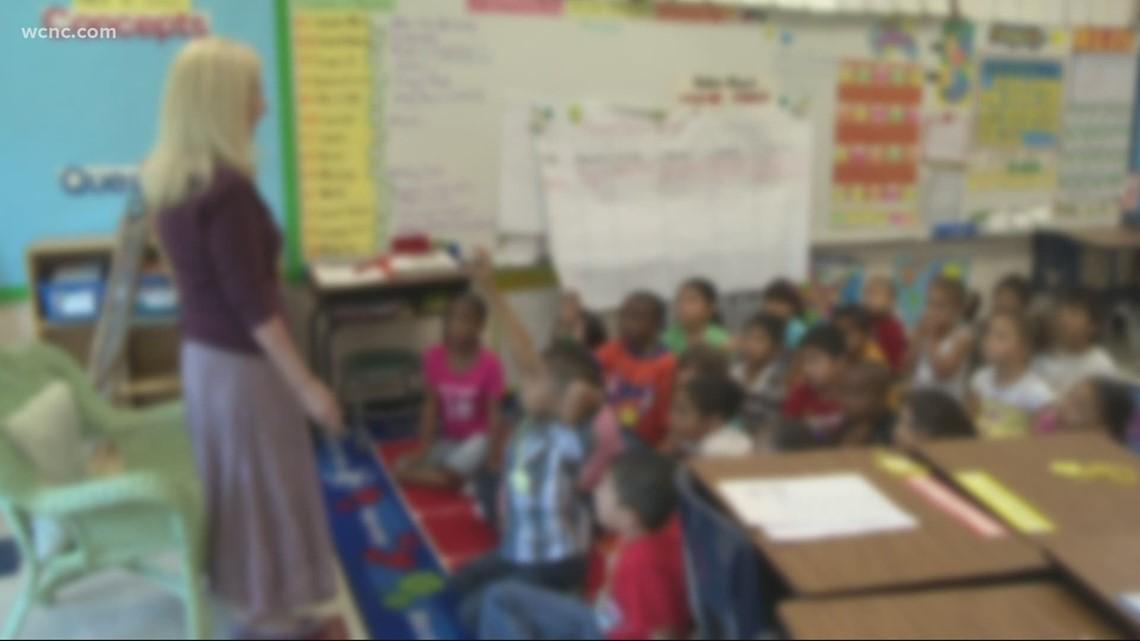 Educators upset over NC Senate budget proposal that would limit teacher raises