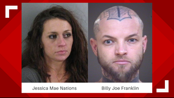 Suspects in robbing, stabbing of store owner arrested in Alexander County