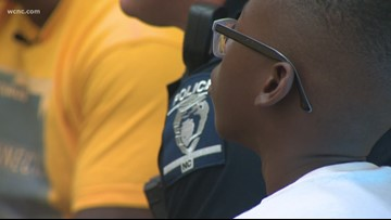 Program changing minds of kids used to crime