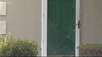 'Don't make me do my job' | Security officer exchanges gunfire with man trying to break into his home