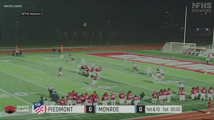 High School Football: Monroe on a roll this year