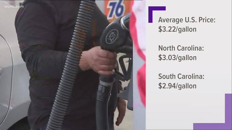 Gas prices climbing across the country