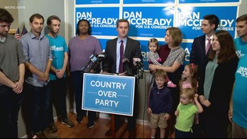 McCready concedes to Harris in NC 9th Congressional District race