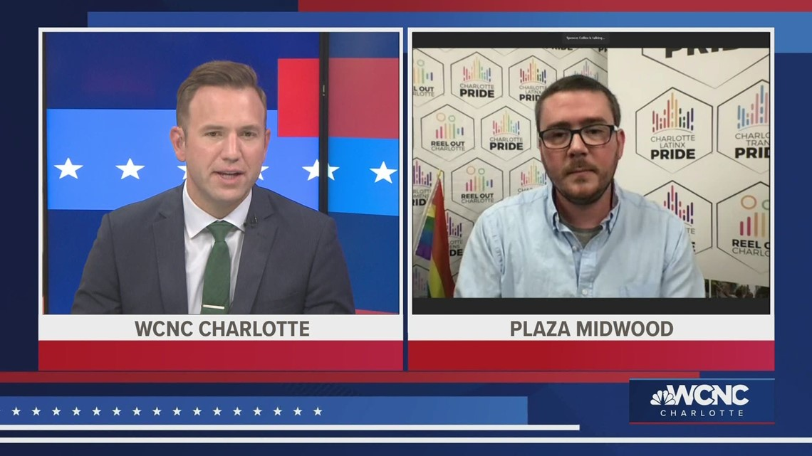 Charlotte Pride Communications Director Matt Comer on LGBT non-discrimination ordinance