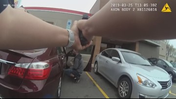 Police chief now open to releasing full Danquirs Franklin body cam video