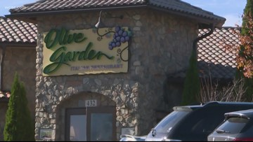 Former Gastonia Olive Garden employee tests positive for infection