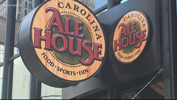 Restaurant Report Card: 'Overall lack of control' noted at popular Charlotte sports bar