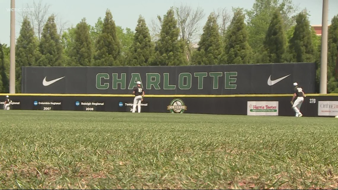 Charlotte 49ers have the best record in conference USA