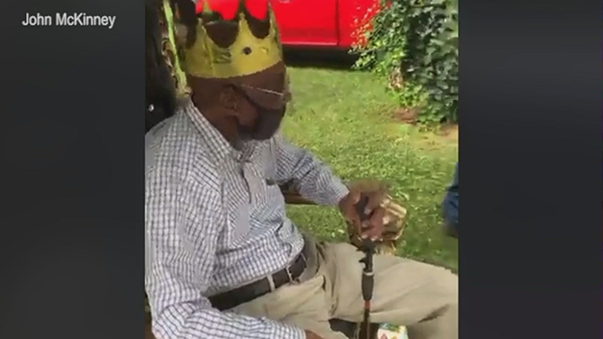 Rock Hill man turns 102 years old, dances on Tik Tok | wcnc.com