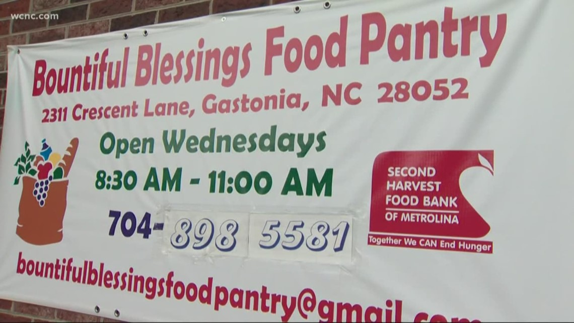 Gastonia food pantry needs your help to buy refrigerated truck