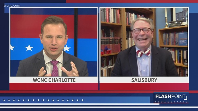 Flashpoint: Catawba College professor speaks on Anson Co. and the midterm elections