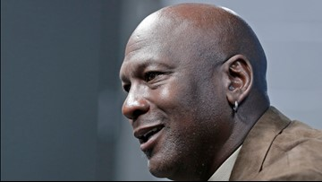 Michael Jordan's mother gives inspirational speech at breakfast gathering