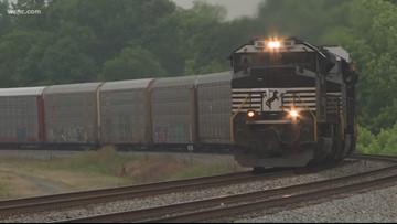 Norfolk Southern alarmed by Gastonia railroad pedestrian deaths