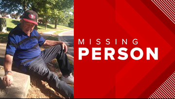 Missing Charlotte man with dementia found safe
