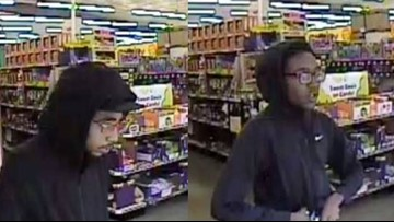 CMPD searching for armed robbery suspects