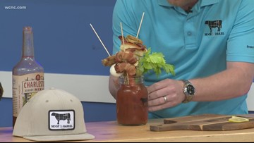 Hoof and Barrel's incredible Bloody Mary