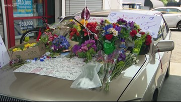 Grieving gas station owner speaks for the first time, calls murdered clerk 'a brother'