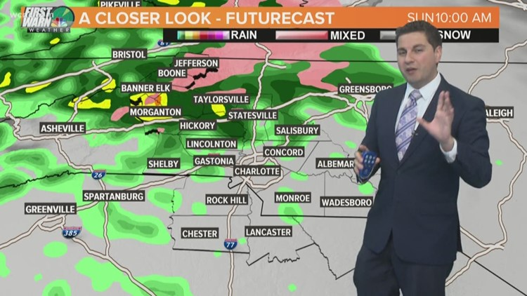 FORECAST: More Scattered Rain; Umbrella Weather Activated