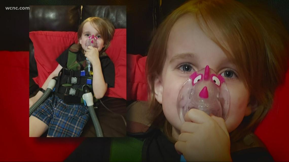 Carolina Has Heart: CMPD Lieutenant walking 30 miles to raise awareness for cystic fibrosis