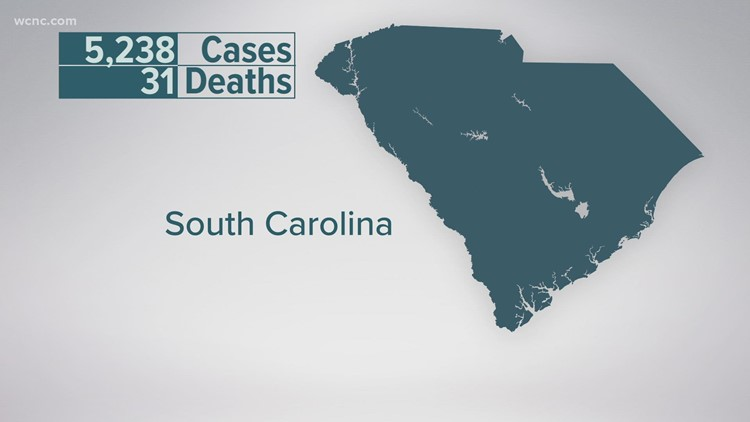 COVID-19 cases on the rise in SC schools