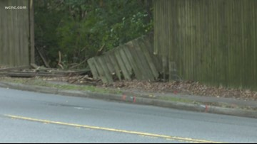One person killed in Myers Park crash