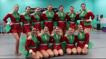 Rock Hill dance group to perform at the Macy's Thanksgiving Day Parade