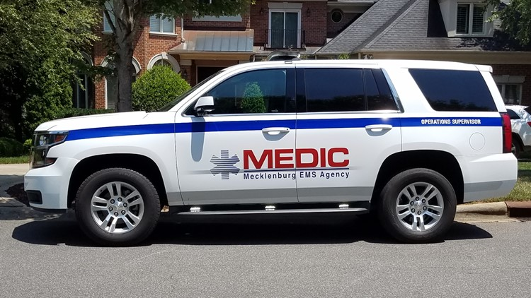 Mecklenburg EMS is limiting ambulances due to staffing shortages. Here's what that means
