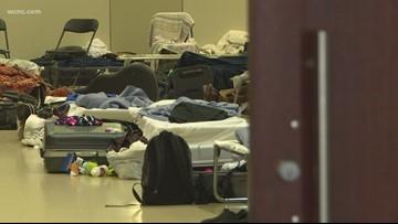 Dorian evacuees making temporary home in Charlotte region