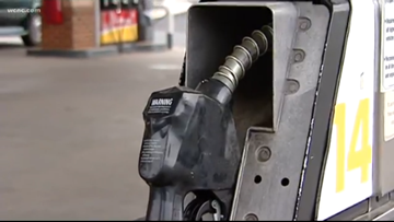 Gas prices in North Carolina on the rise after attacks in Saudi Arabia