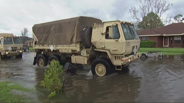 Resources needed on hand to survive a natural disaster