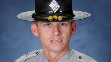 Three in custody after NC state trooper shot in Wilson County