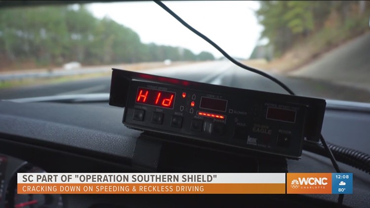 Operation Southern Shield is working to keep you safe on the roadways