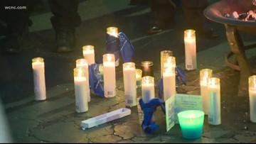 Vigil held in Charlotte for rapper Nipsey Hussle, recent victims of gun violence
