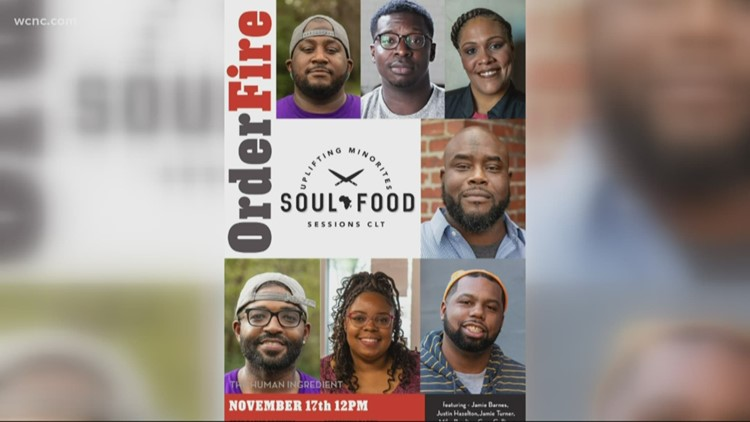 Soul Food Sessions show screening happening in Charlotte