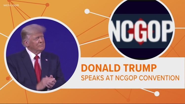 Trump's NC speech could spark 2024 campaign
