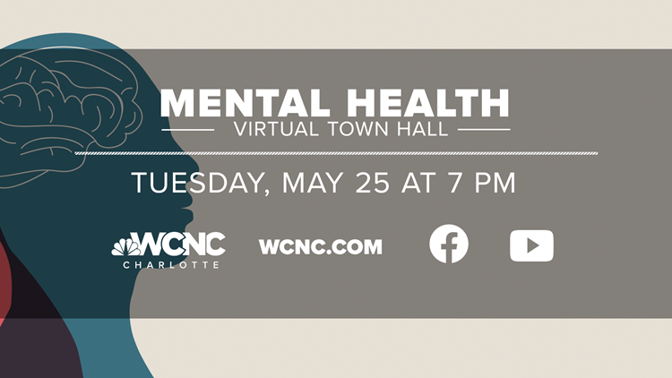 REPLAY: Town hall on mental health support