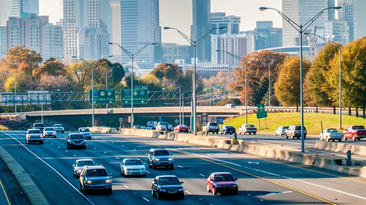 Verify: How Charlotte traffic compares to before the pandemic