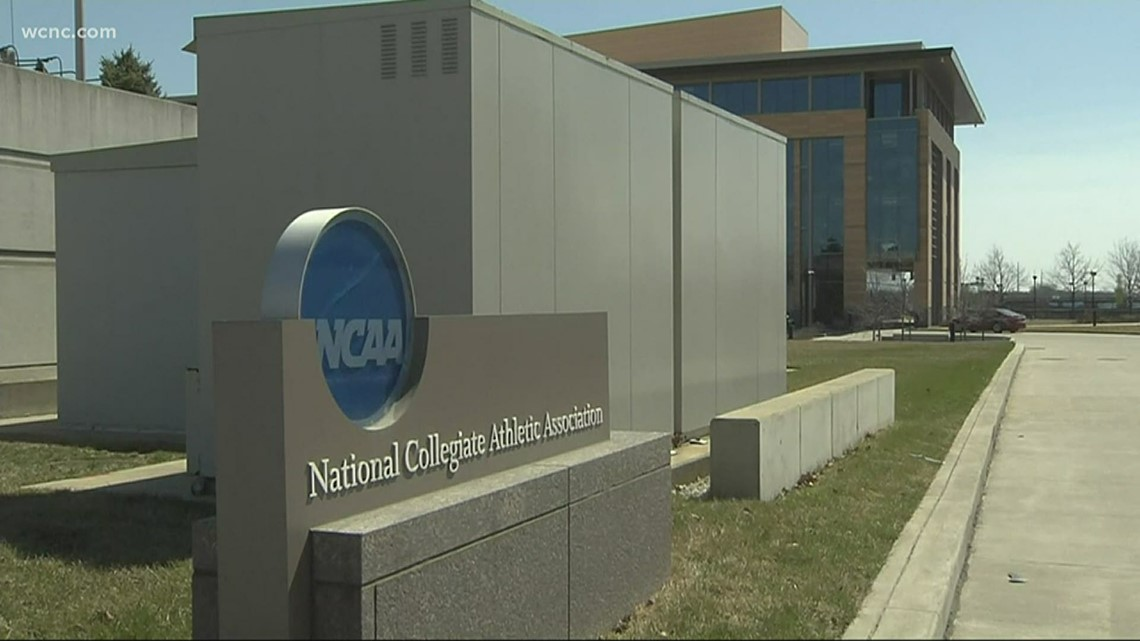 NCAA groundbreaking decision for allowing student athletes to be compensated