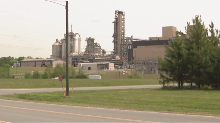 Documents reveal decades of groundwater contamination at New-Indy Catawba plant
