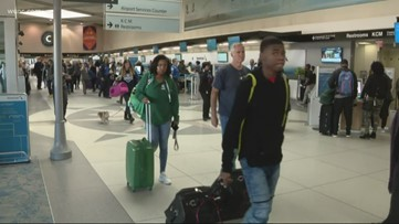 1 million people expected to fly out of Charlotte for Thanksgiving
