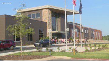 New high school opens in Fort Mill