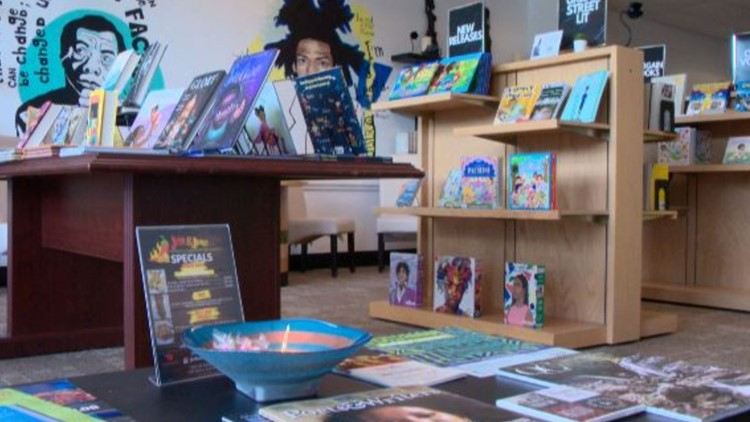 'I'm an African American bookstore then I get pushback' | New bookstore opens in Charlotte highlighting Black authors
