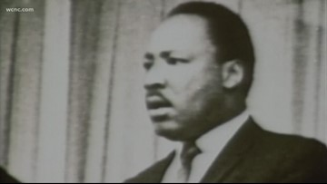 NC substitute teacher tells students Martin Luther King killed himself