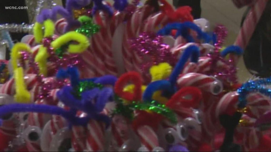 Carolina Has Heart: The Candy Cane Brigade
