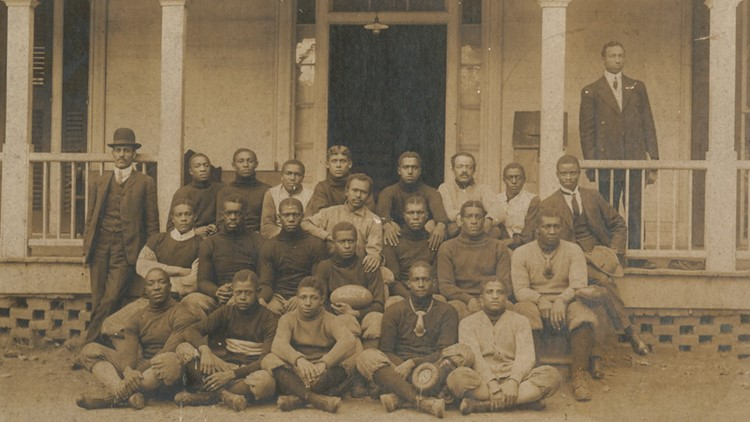 16 years after slavery was abolished, this institution was founded for the purpose of educating freed slaves