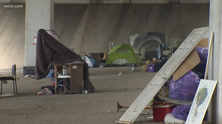 Mecklenburg County releases homelessness report