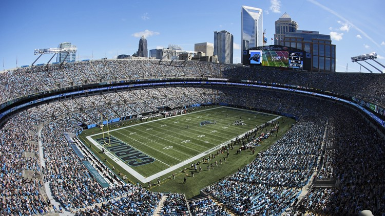 City of Charlotte hears petition for rezoning land favored for potential stadium development