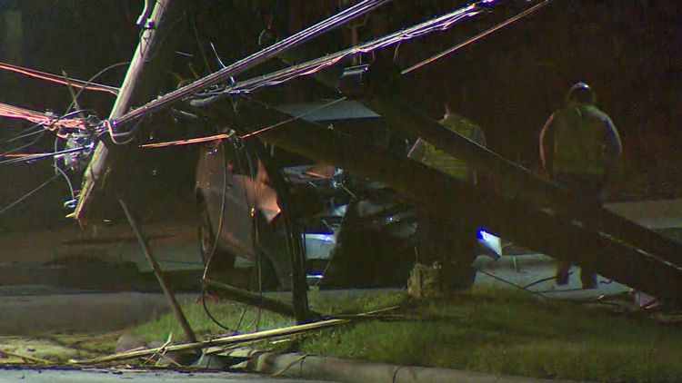 South Tryon Street back open after major crash in South End