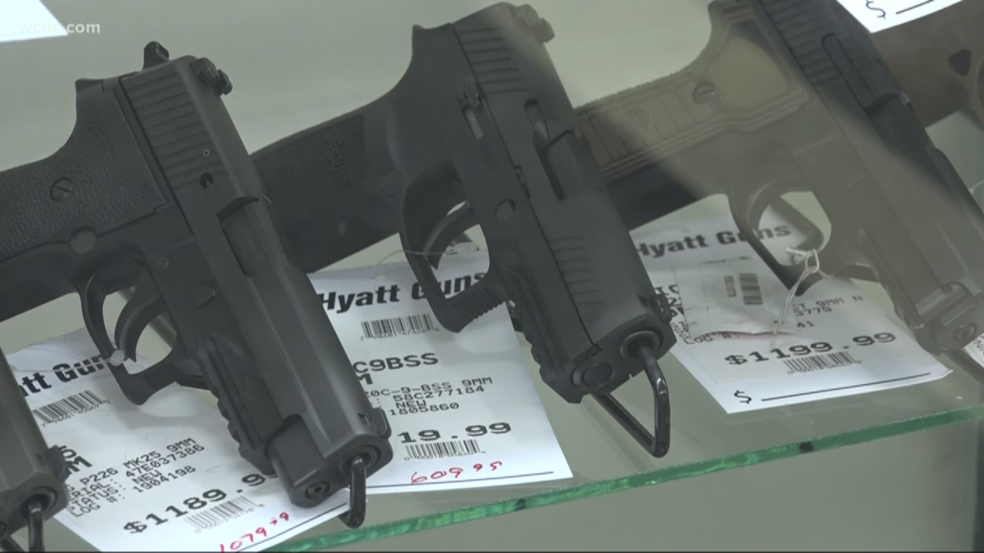 Unlimited handguns on single NC permit means fewer ...