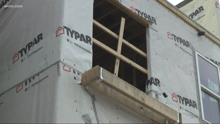 Companies help tackle affordable housing